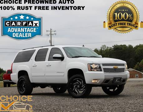2012 Chevrolet Suburban for sale in Kernersville, NC