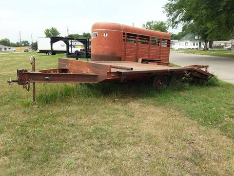 2010 USED 11+5 FLATBED