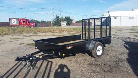 2017 H&H 76 INCH X 10 FOOT UTILITY