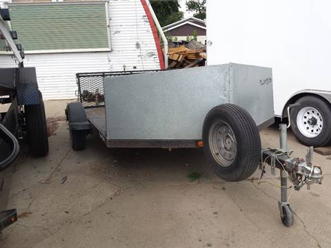 2004 USED-YACHT MOTO TRAILER