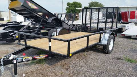 2018 H&H 76 INCH X 12 FOOT UTILITY for sale in ,, NE
