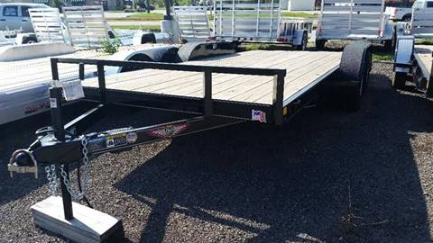 2018 H&H 18 FOOT FLATBED for sale in ,, NE