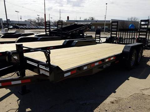 2018 Eagle 20 FOOT FLATBED for sale in ,, NE