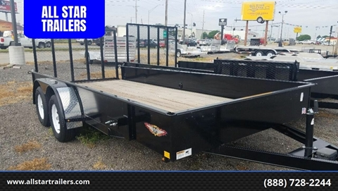 2018 H&H 16 FOOT SOLID SIDE UTILITY for sale in ,, NE