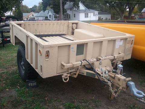 2006 USED TRUCKBED TRAILER