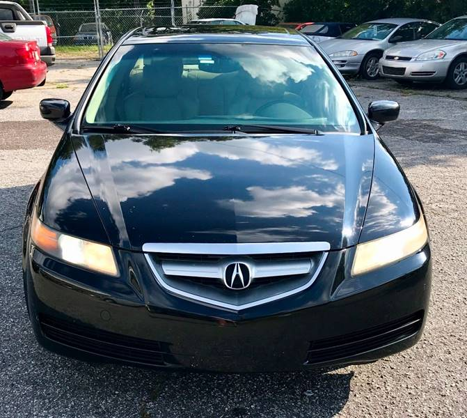 2006 Acura Tl 4dr Sedan 5A W/Navi In Greenville SC