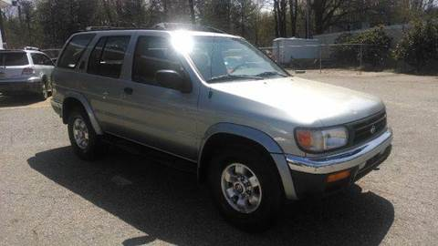 1999 Nissan Pathfinder for sale in Greenville, SC