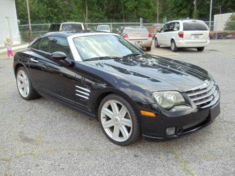 Chrysler For Sale >> Used Chrysler Crossfire For Sale In Greenville Sc Carsforsale Com