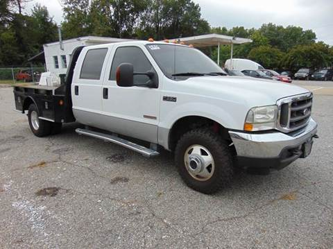 2004 Ford F-350 Super Duty for sale at GOLD LINE MOTORS in Greenville SC