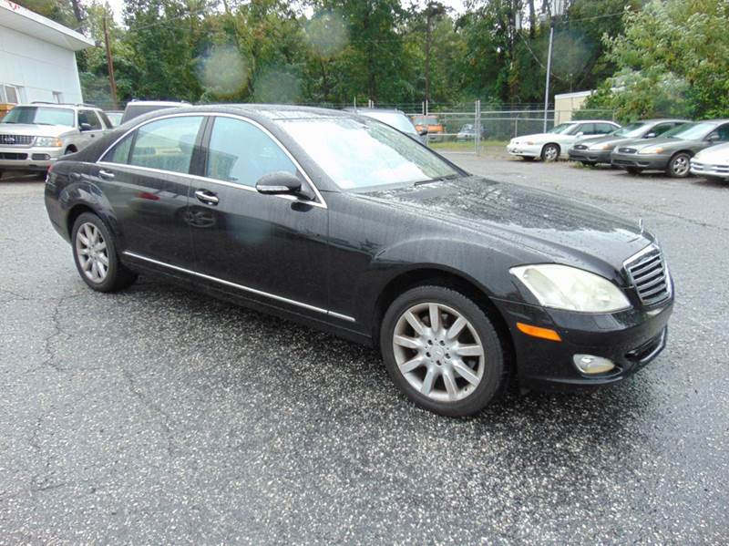 2008 Mercedes-Benz S-Class for sale at GOLD LINE MOTORS in Greenville SC