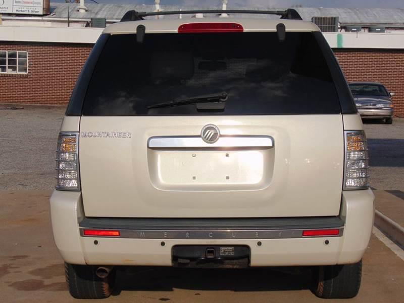 2006 Mercury Mountaineer Luxury 4dr SUV - Greenville SC