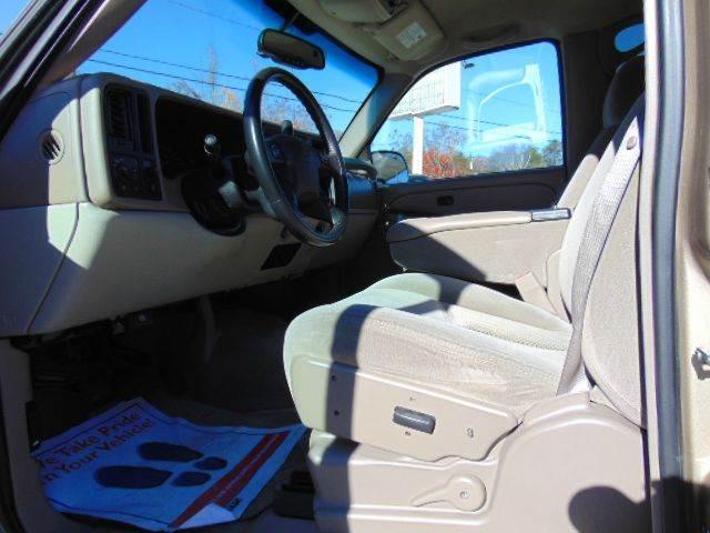2005 Chevrolet Tahoe LS 4dr SUV - Greenville SC