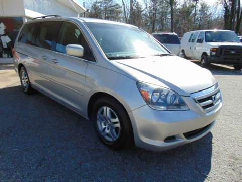 2006 Honda Odyssey for sale in Greenville, SC