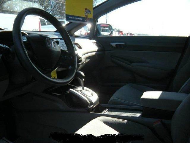 2007 Honda Civic LX 4dr Sedan (1.8L I4 5A) - Greenville SC