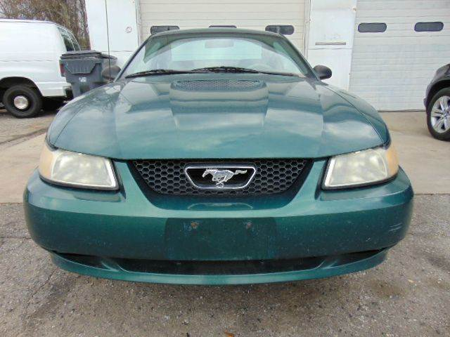 2000 Ford Mustang 2dr Coupe - Greenville SC