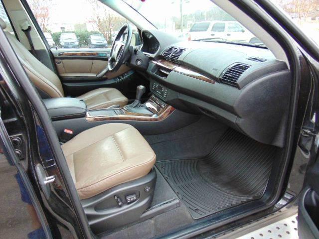 2005 BMW X5 AWD 4.4i 4dr SUV - Greenville SC
