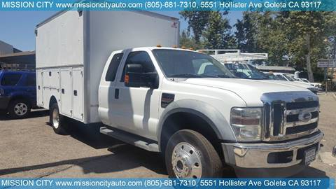 2009 Ford F-450 Super Duty