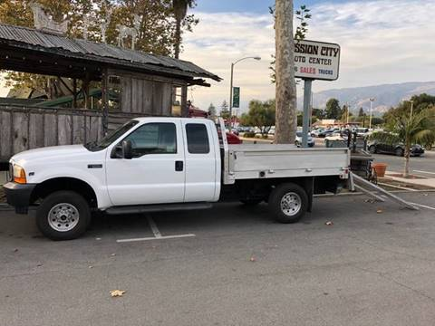 1999 Ford F-250 Super Duty for sale at Mission City Auto in Goleta CA