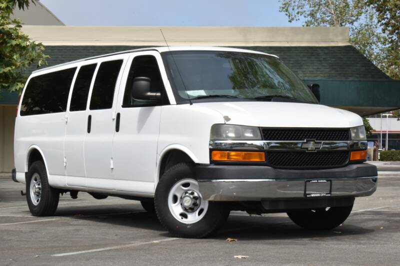 2011 Chevrolet Express Passenger for sale at Mission City Auto in Goleta CA