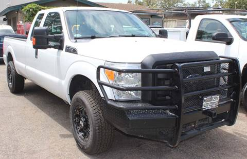 2015 Ford F-250 Super Duty XL for sale at Mission City Auto in Goleta CA
