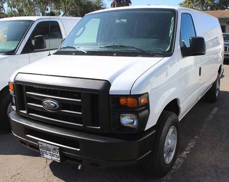 2011 Ford E-Series Cargo for sale at Mission City Auto in Goleta CA