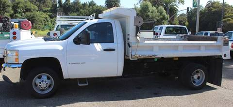 2008 Chevrolet 3500HD LCF for sale at Mission City Auto in Goleta CA