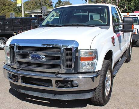 2008 Ford F-250 Super Duty for sale at Mission City Auto in Goleta CA