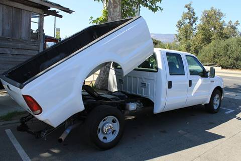 2005 Ford F-350 Super Duty XL for sale at Mission City Auto in Goleta CA