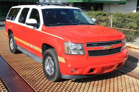 2012 Chevrolet Suburban LT 1500 for sale at Mission City Auto in Goleta CA