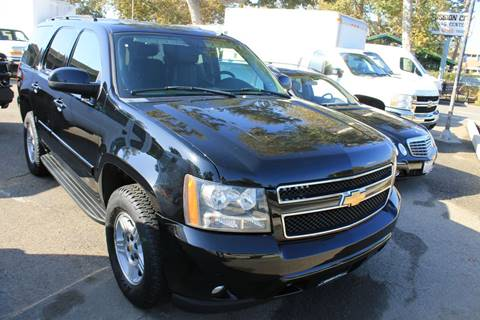 2007 Chevrolet Tahoe LT for sale at Mission City Auto in Goleta CA