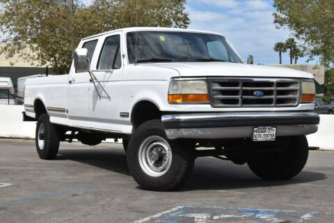 1995 Ford F-350 Super Duty for sale at Mission City Auto in Goleta CA