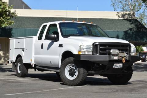 2002 Ford F-350 for sale at Mission City Auto in Goleta CA