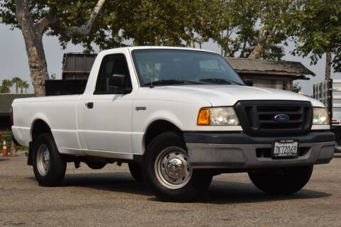2004 Ford Ranger for sale at Mission City Auto in Goleta CA