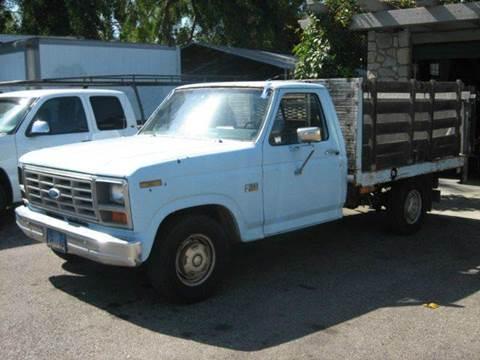 1985 Ford F-150 for sale in Goleta, CA
