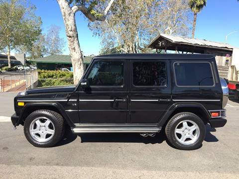 2003 mercedes benz g class for sale for Mercedes benz g series for sale