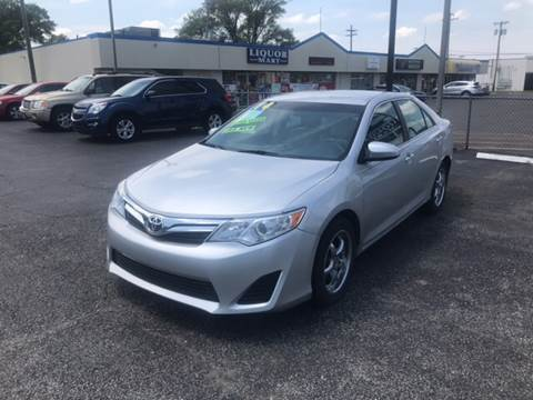 2014 toyota camry for sale in louisville ky. Black Bedroom Furniture Sets. Home Design Ideas