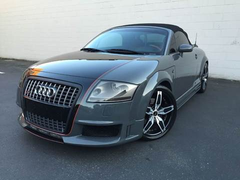 2001 Audi TT for sale at CPR AUTO SALES AND FINANCE in Bellevue WA