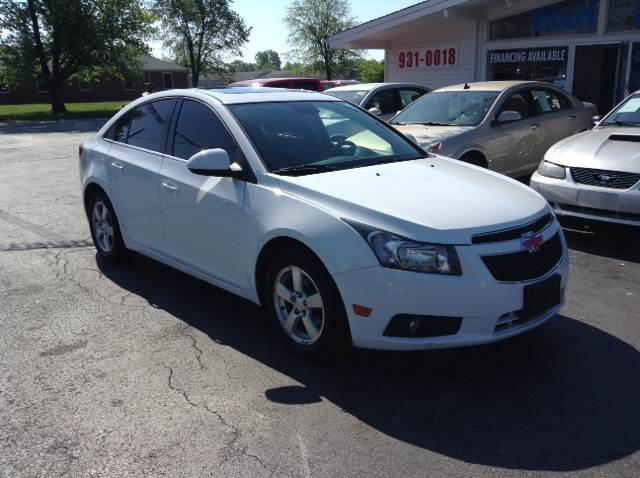 2012 Chevrolet Cruze LT 4dr Sedan w/1LT - Granite City IL