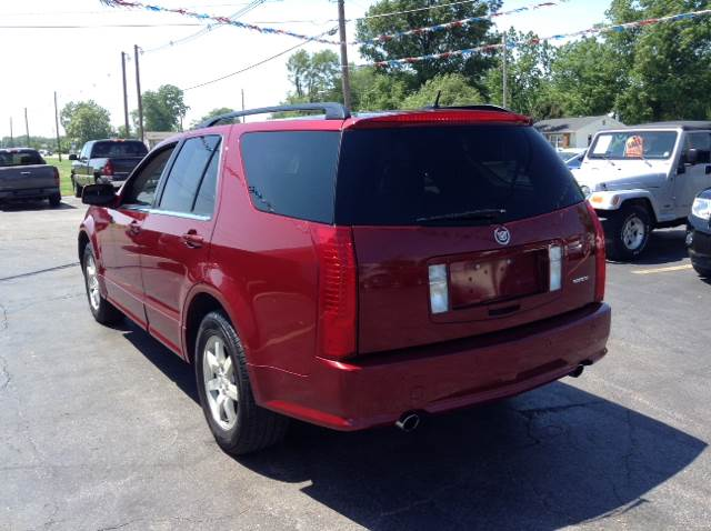 2007 Cadillac SRX 4DR - Granite City IL