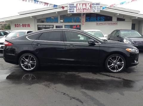 2014 Ford Fusion for sale in Granite City, IL