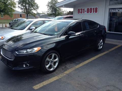 2013 Ford Fusion for sale in Granite City, IL