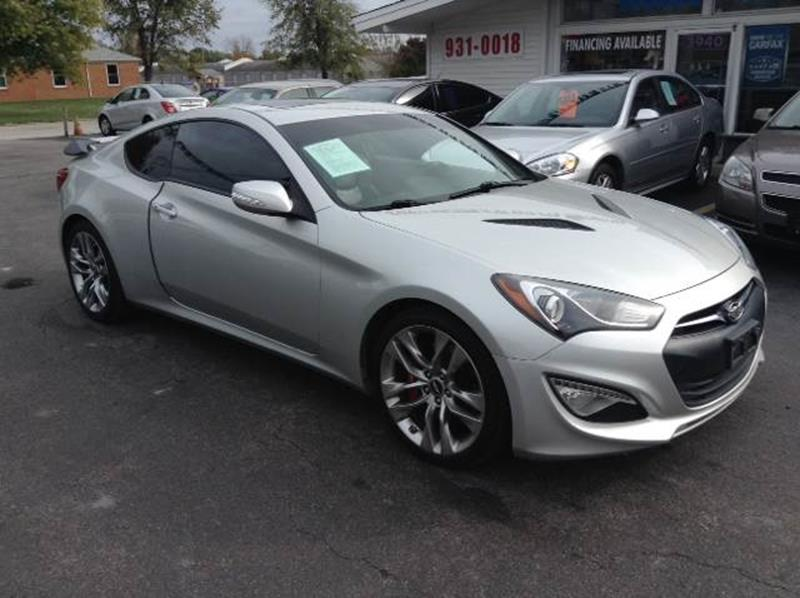 955836712 2013 hyundai genesis coupe 3 8l track in granite city il m & k 2013 Genesis Coupe Interior at gsmportal.co