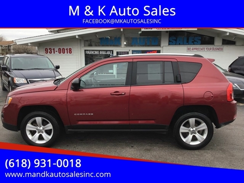 M & K Auto Sales - Used Cars - Granite City IL Dealer