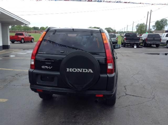 2003 Honda CR-V AWD LX 4dr SUV w/ Side Airbags - Granite City IL