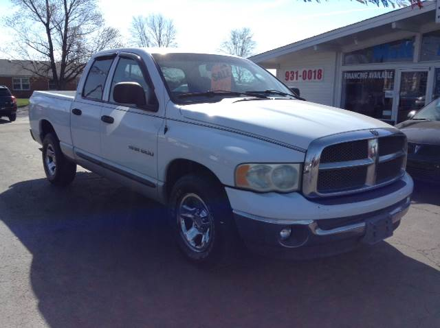 2002 Dodge Ram Pickup 1500 4dr Quad Cab SLT 2WD SB - Granite City IL