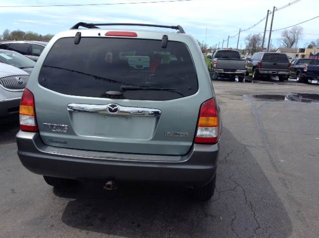 2003 Mazda Tribute LX-V6 4dr SUV - Granite City IL