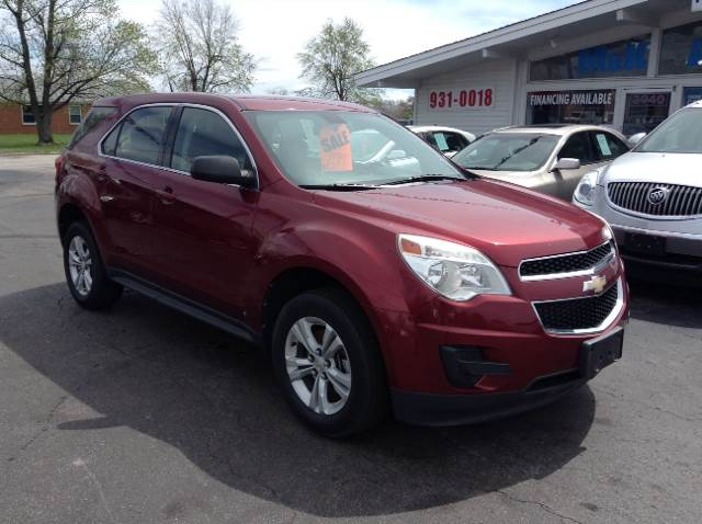 2010 Chevrolet Equinox LS 4dr SUV - Granite City IL