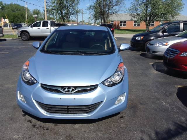 2013 Hyundai Elantra GLS 4dr Sedan - Granite City IL