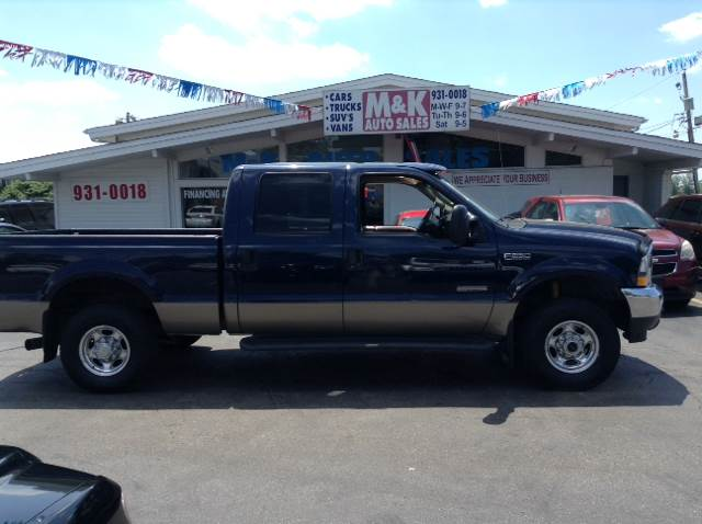 2004 Ford F-250 Super Duty SUPER DUTY - Granite City IL
