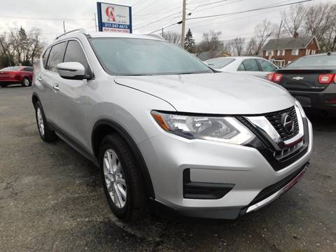 2018 Nissan Rogue for sale in Indianapolis, IN